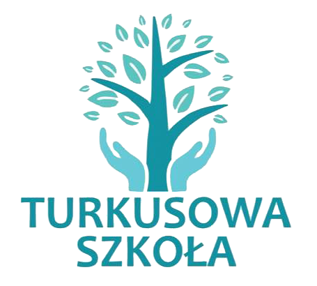 Turkusowa Szkoła logotyp